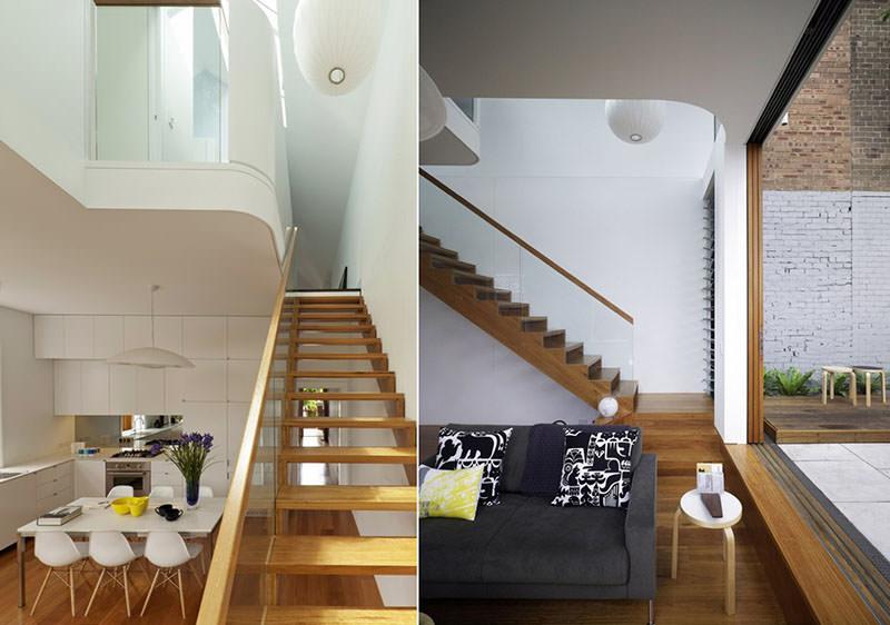 Elliott Ripper House Staircase Design