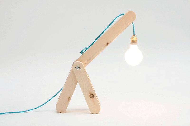 GiFU Table Lamp Shaped like Animal