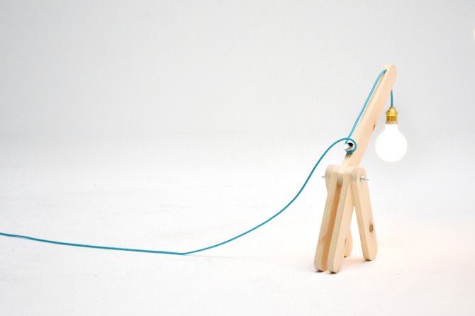 GiFU lamp Shaped like Giraffe