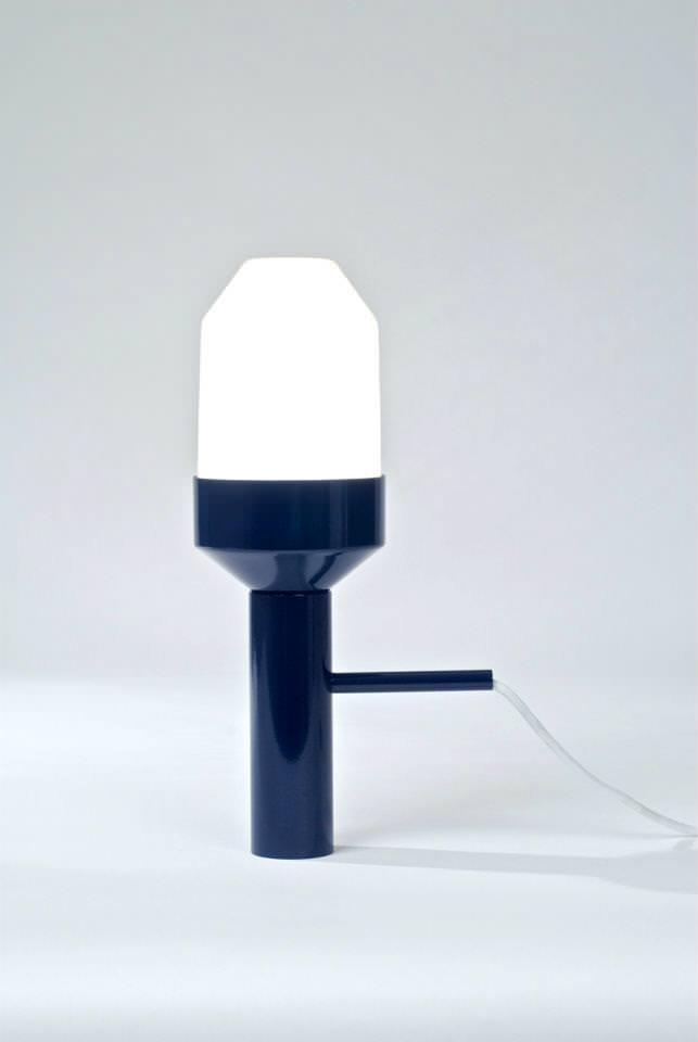 GUS Glass Desk Lamp