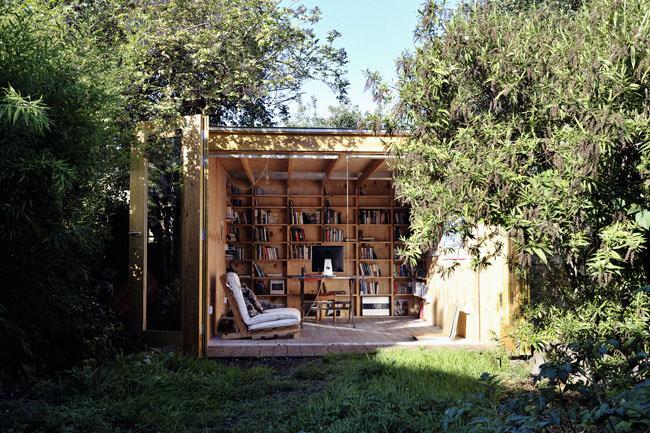 Hackney Garden Working Studio
