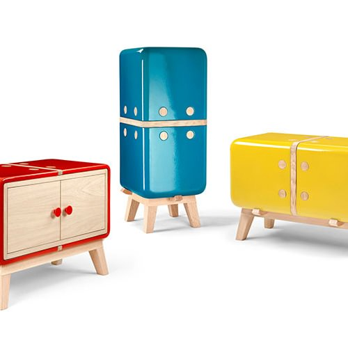 Keramos Cabinets by Adriano Design and La Castellamonte