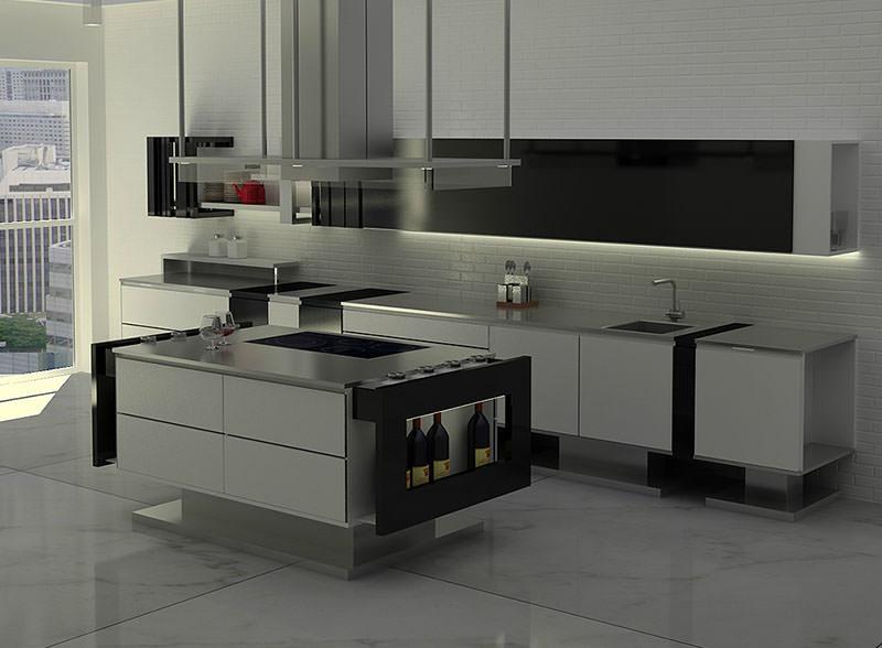 Liu  Kitchen Design