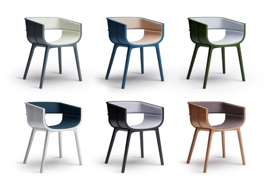 Maritime S Chair by Benjamin Hubert