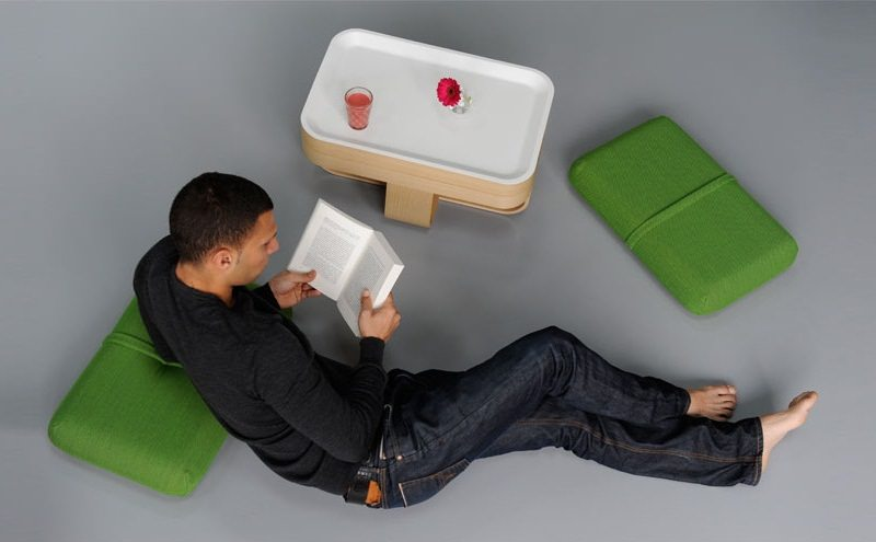 Versatile Furniture Design Mister T
