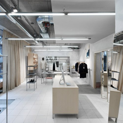 Our Legacy Flagship Store by Arrhov Frick
