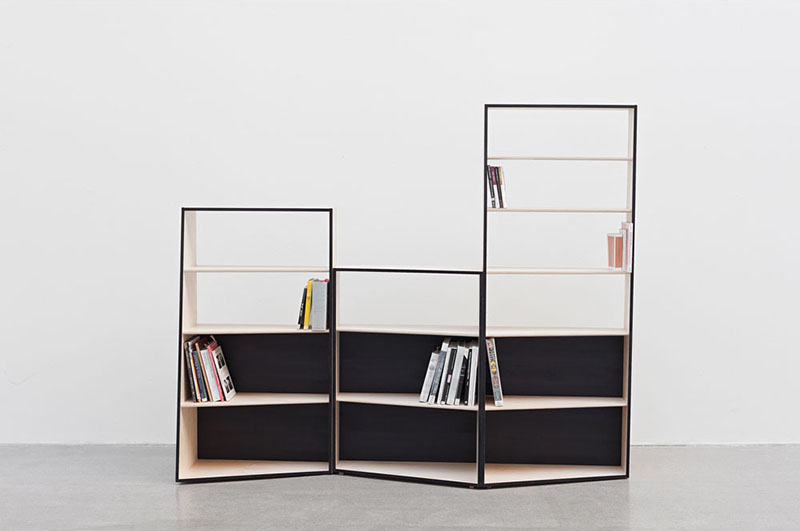 SML LR Bookshelf by Luna Seo