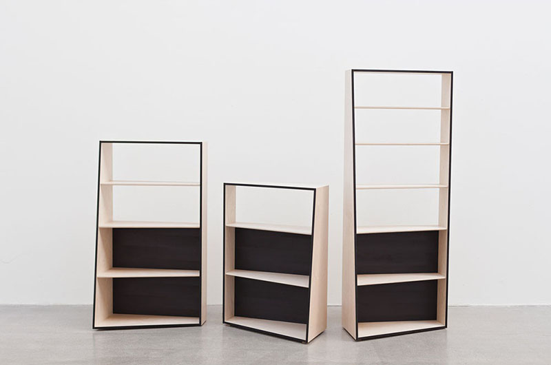 SML/LR Bookshelf by Luna Seo