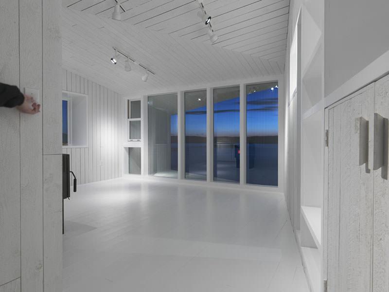Fogo Island Squish Studio Interiors