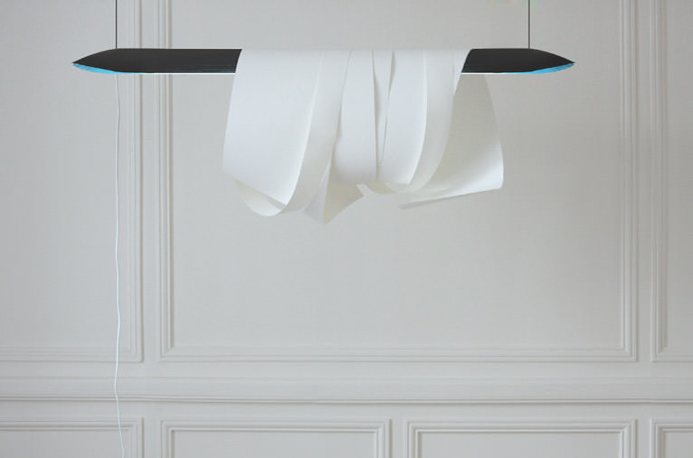 The Angelin Lamp by Constance Guisset