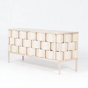 Milan 2012: Weave Cupboard by Lukas Dahln