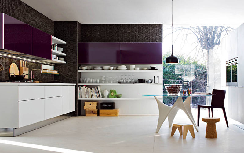 Indada kitchen by dada for Italian kitchen images