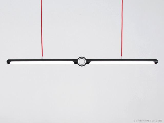 Cyclops Pendant Lamp by Sander Mulder