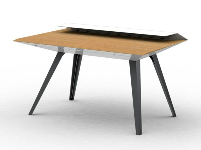 Desk 117 by David Hsu