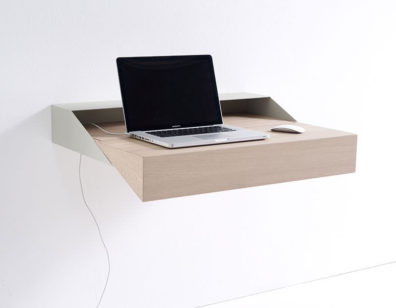 Deskbox Wall Table/Cabinet