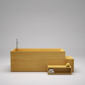 The Nendo Collection by Nendo for Bisazza Bagno