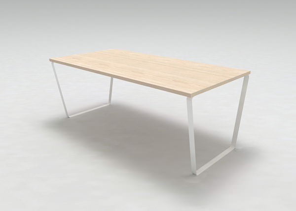 Normal Dining Table by Stefano Merlo