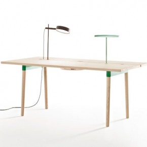 Offset Table System by Toms Alonso for Maxdesign