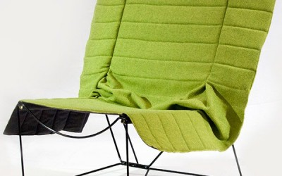 Promenade Chair by 4P1B Design Studio