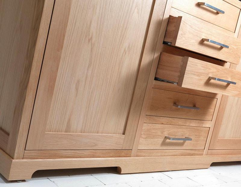Seven Days Wooden Kitchen Door Design