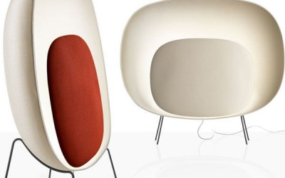 Stewie Floor Lamp by Luca Nichetto for Foscarini