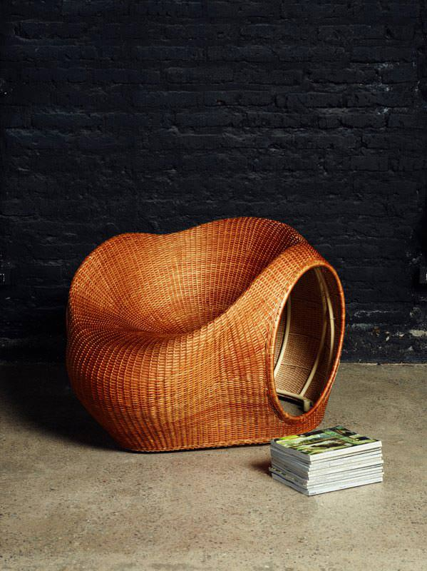 Amalia Chair by Christopher Macaluso and Camila De Gregorio