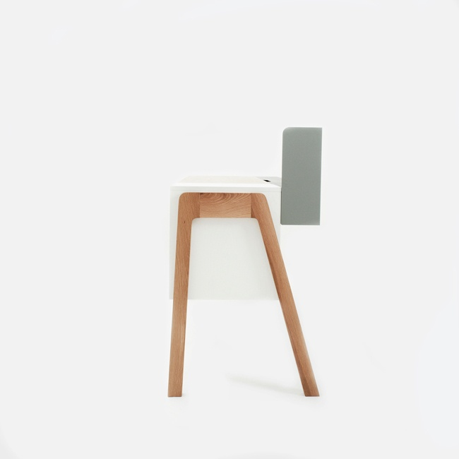 Capa Writing Desk by Reinhard Dienes