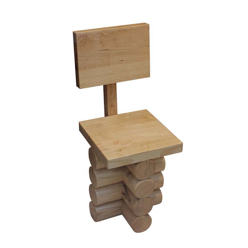 Forest Wooden Chair by Thomas Schnur