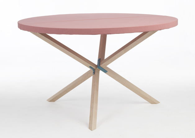 Frame and Panel Coffee Table by Edward Hale