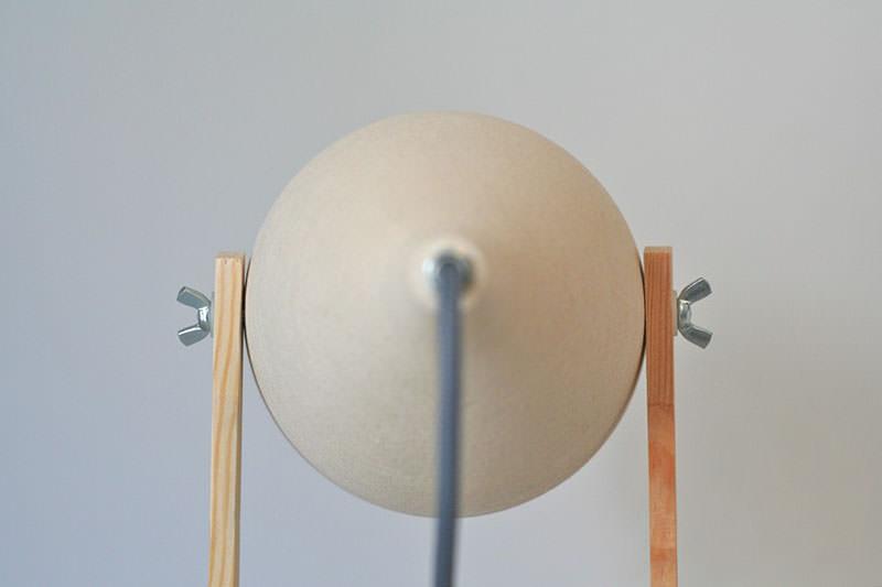 Nordic Table Lamp by Federica Bubani