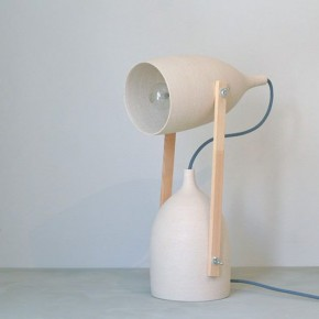 Nordic Lamp by Federica Bubani