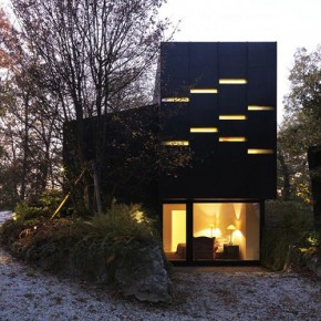 Small Guest House in the hills of Bologna by Enrico Iascone