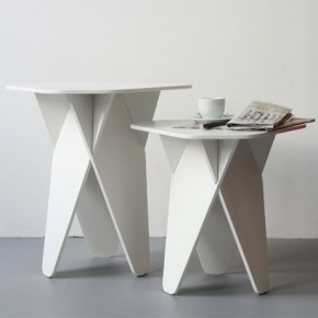 Wedge Table by Andreas Kowalewski