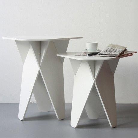 Wedge Table by Andreas Kowalewski
