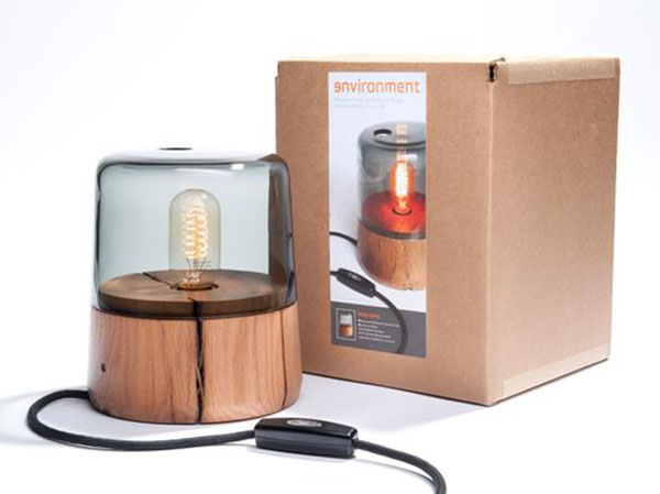 Boya Lamp by Outofstock for Environment