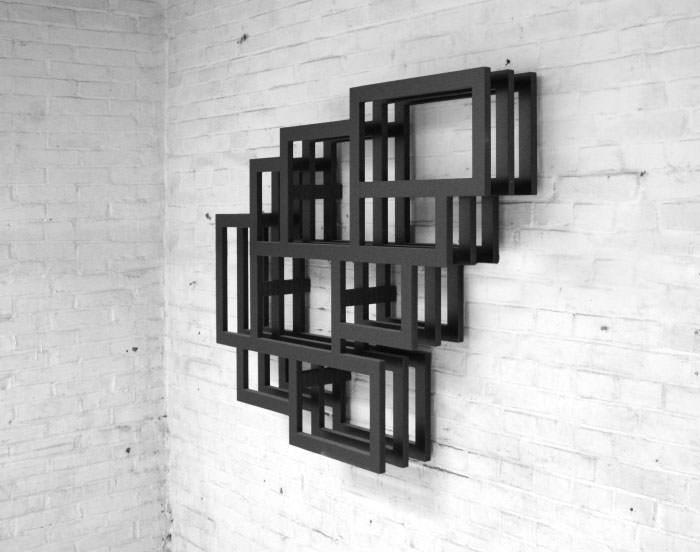Frames Wall Shelf by Gerard de Hoop