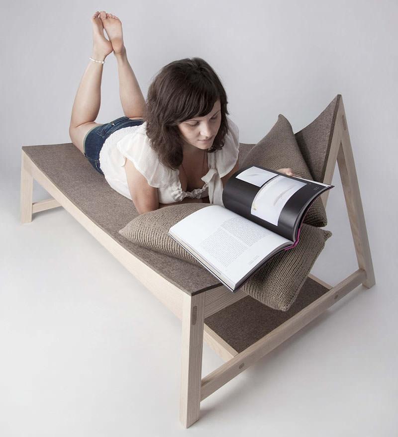 Experimental Seating Furniture by Tamás Bozsik