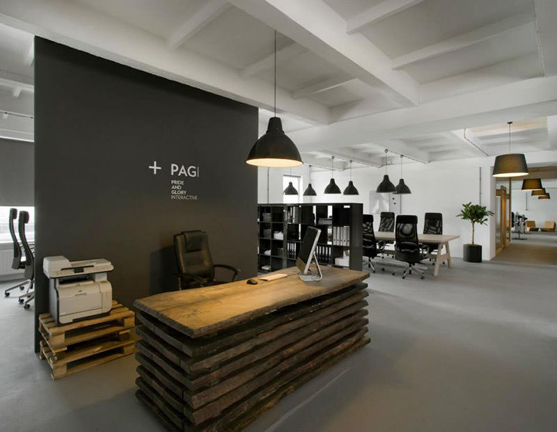 Creative offices on pinterest offices creative office for Interactive interior design