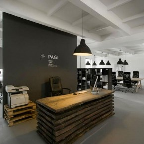 New Office Interior for Pride&amp;Glory Interactive by Morpho Studio