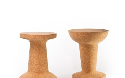 Pushpin Cork by Kenyon Yeh for COOIMA