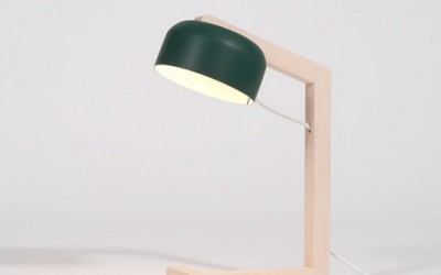 Snövsen Desk Lamp by MadeByWho