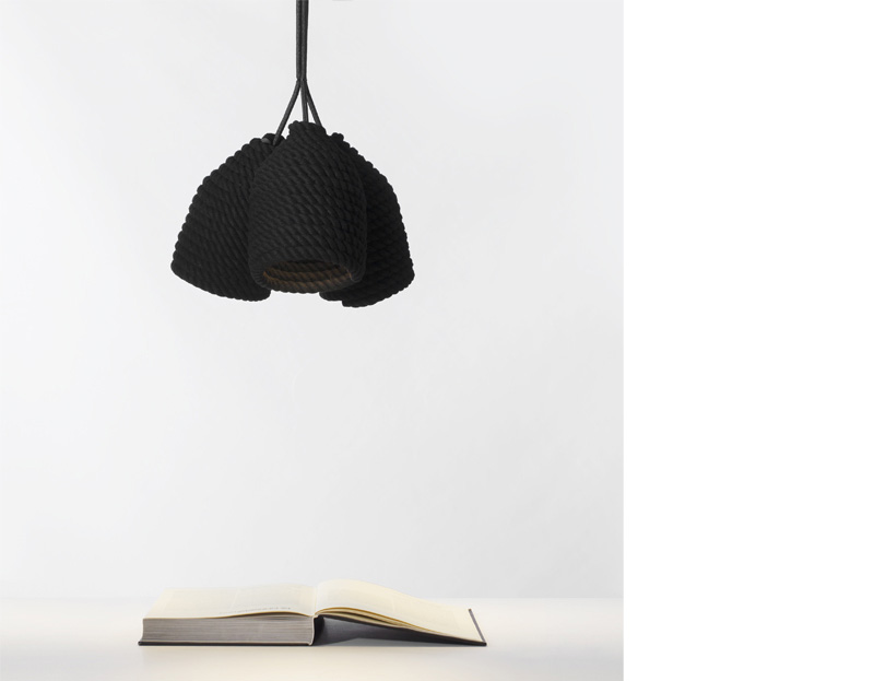 Acorn Rope Lighting Collection by Vasiliy Butenko