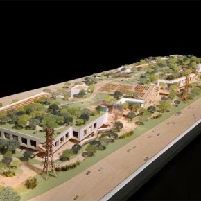 Facebook hired Frank Gehry to design Menlo Park Expansion