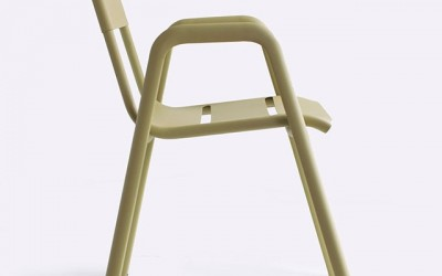 London 2012: Alumi Chair by Industrial Facility