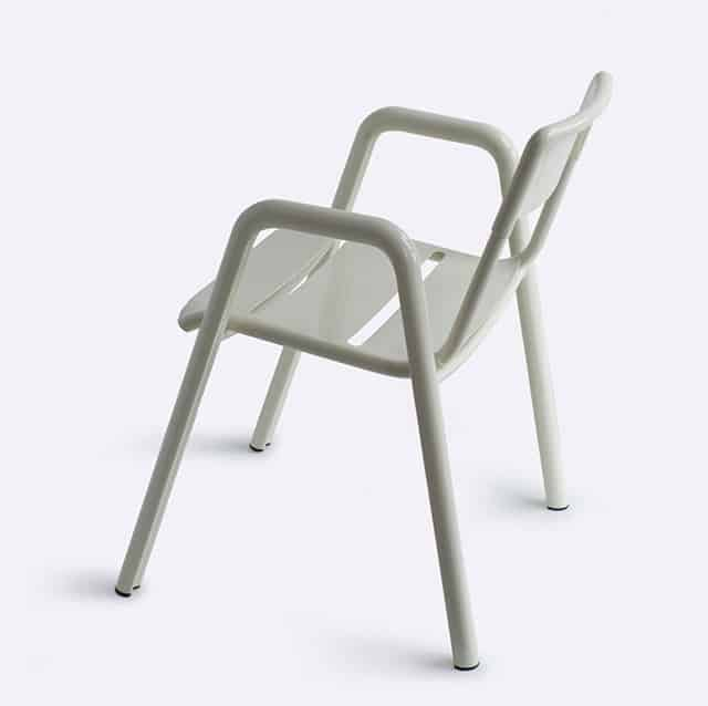 Alumi Chair by Industrial Facility