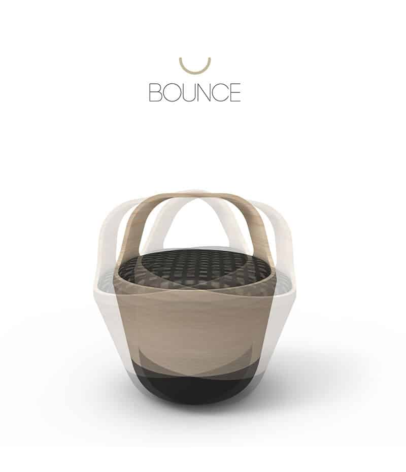 Bounce Chair by Pedro Gomes