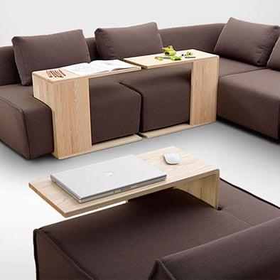 Hocky Sofa by Marcin Wielgosz