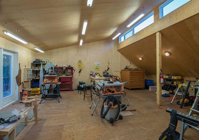 Moore Studio by Omar Gandhi Architect