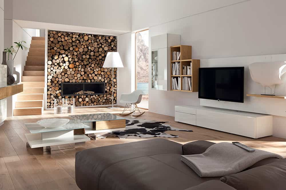 Modern living room furniture series neo by huelsta for Contemporary living room furniture