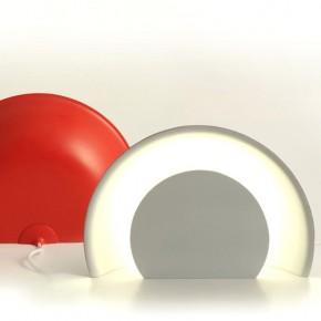 Paris 2012: Sunset LED Table Lamp by Alban le Henry